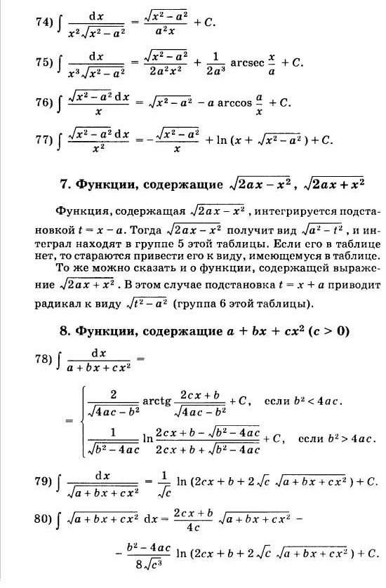 Калькулятор Интегралов С Решением